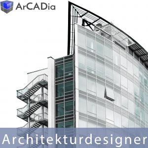 ArCADia BIM 2D 3D Architekturdesigner